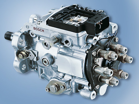 Bosch radial piston injection pump