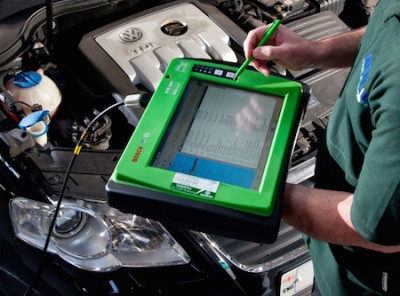 Diesel Injection Diagnostic Equipment