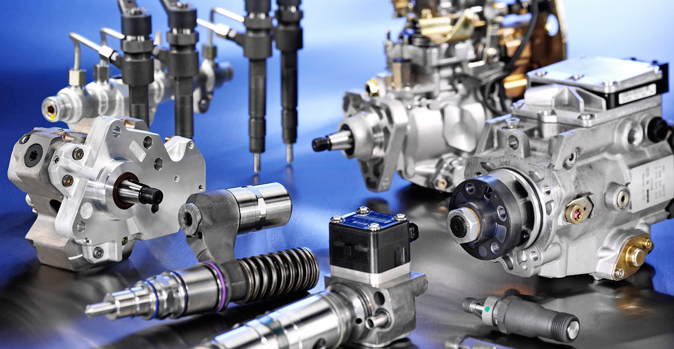 diesel injectors and pumps